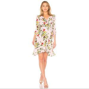 Milky Audrey Petal Dress 💖